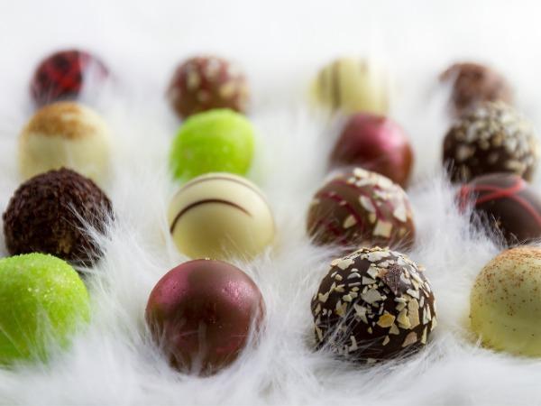 美味しそうなチョコレ-ト