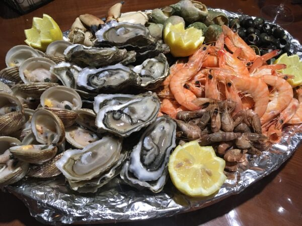 seafood normandy homemade