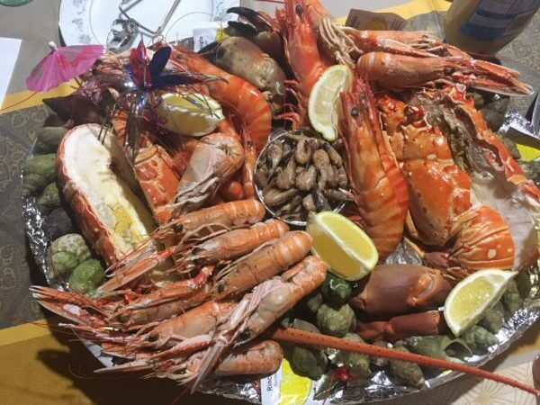 seafood normandy