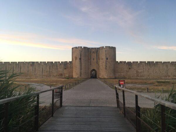 エーグモルトの城壁
