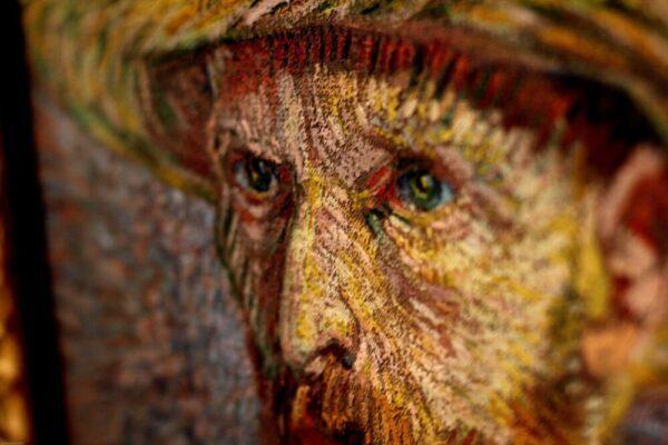 ゴッホの自画像
